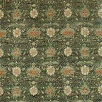 Montreal Velvet Fabric - Forest/Teal