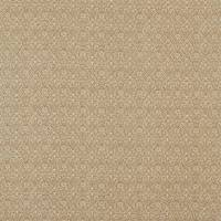 Bellflowers Weave Fabric - Wheat