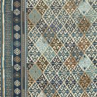 Burdock & Star Fabric - Indigo