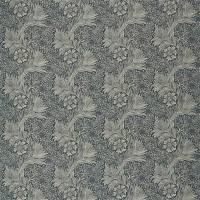 Pure Marigold Print Fabric - Black Ink