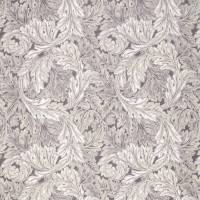 Pure Acanthus Weave Fabric - Inky Grey