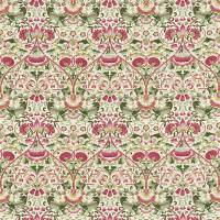 Lodden Fabric - Rose/Thyme