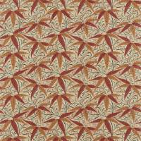 Bamboo Fabric - Russet/Siena