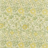 Pink & Rose Fabric - Cowslip / Fennel