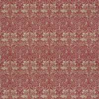 Brer Rabbit Fabric - Red/Hemp