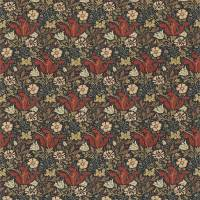 Compton Fabric - Faded Terracotta/Multi