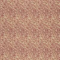 Willow Boughs Fabric - Biscuit/Terracotta