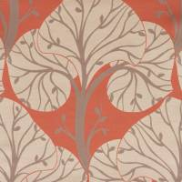 Heartwood Fabric - Coral