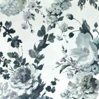 Seraphina ll Fabric - Charcoal