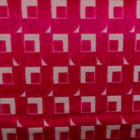 Pugin Fabric - Fuchsia