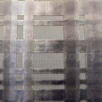 Colonnade Fabric - Zinc