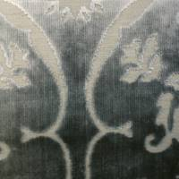 Polonaise Fabric - Platinum