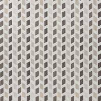 Quadri Fabric - Cocoa
