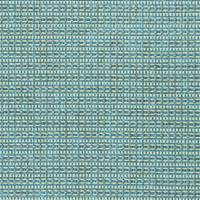 Mataro Outdoor Fabric - Aqua
