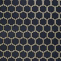 Zardozi Fabric - Charcoal