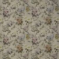 Carrara Fiore Fabric - Natural