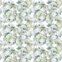 Peonia Fabric - Chartreuse