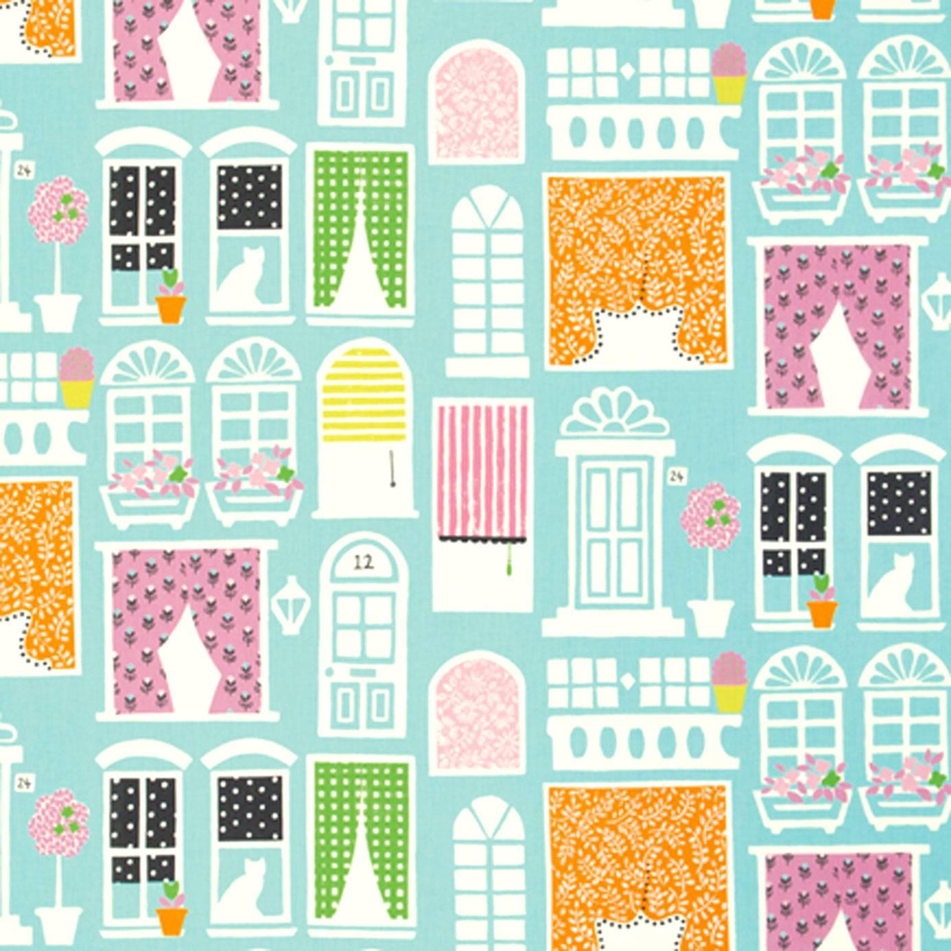 fabric aqua f1824 03 designers guild around the world fabrics