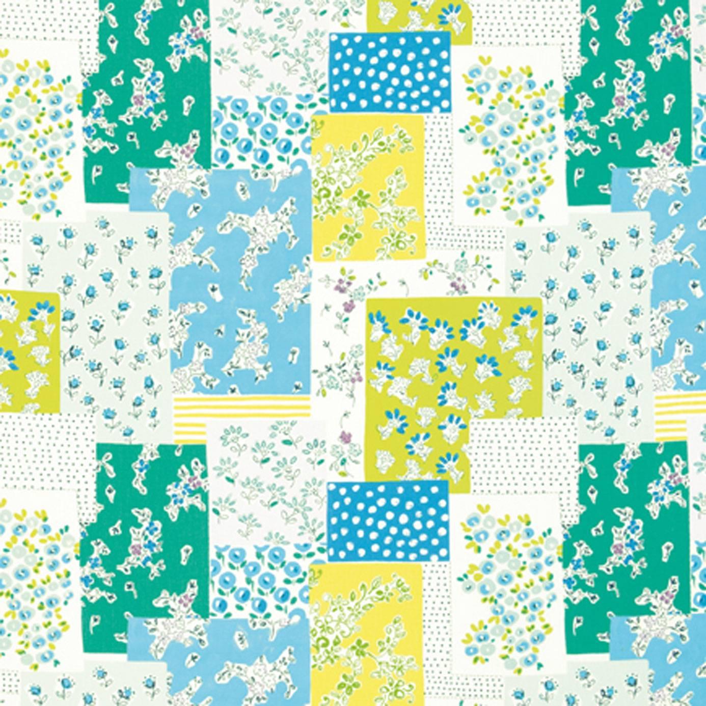 fabric aqua f1829 02 designers guild around the world fabrics