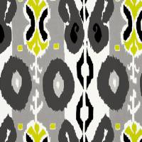 Espanola Way Fabric - Charcoal