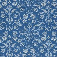 Ceres Fabric - Indigo