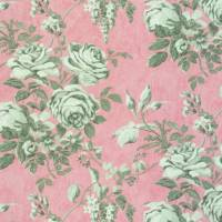 Rosenholm Fabric - Rose