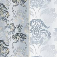 Kashgar Fabric - Platinum