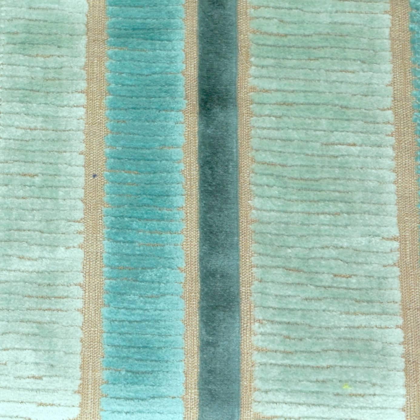 Piomba Fabric Celadon F2107 03 Designers Guild Savio