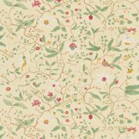 Burr Tree Fabric - Cream/Chintz