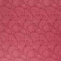 Paisley Fabric - Red
