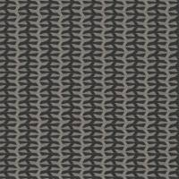 Verdi Damask Fabric - Charcoal