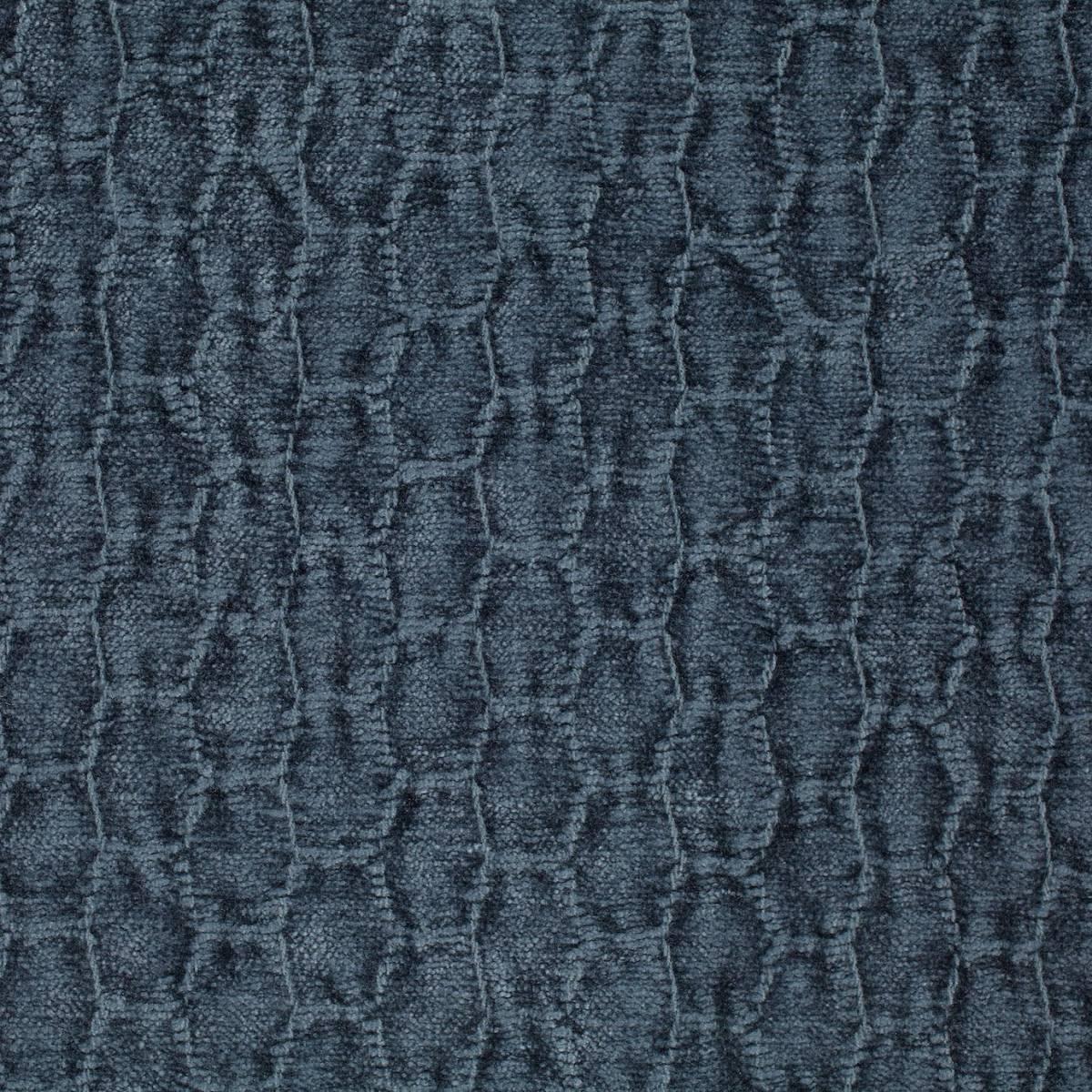 Ashby Fabric Indigo 331889 Zoffany Haddon Weaves