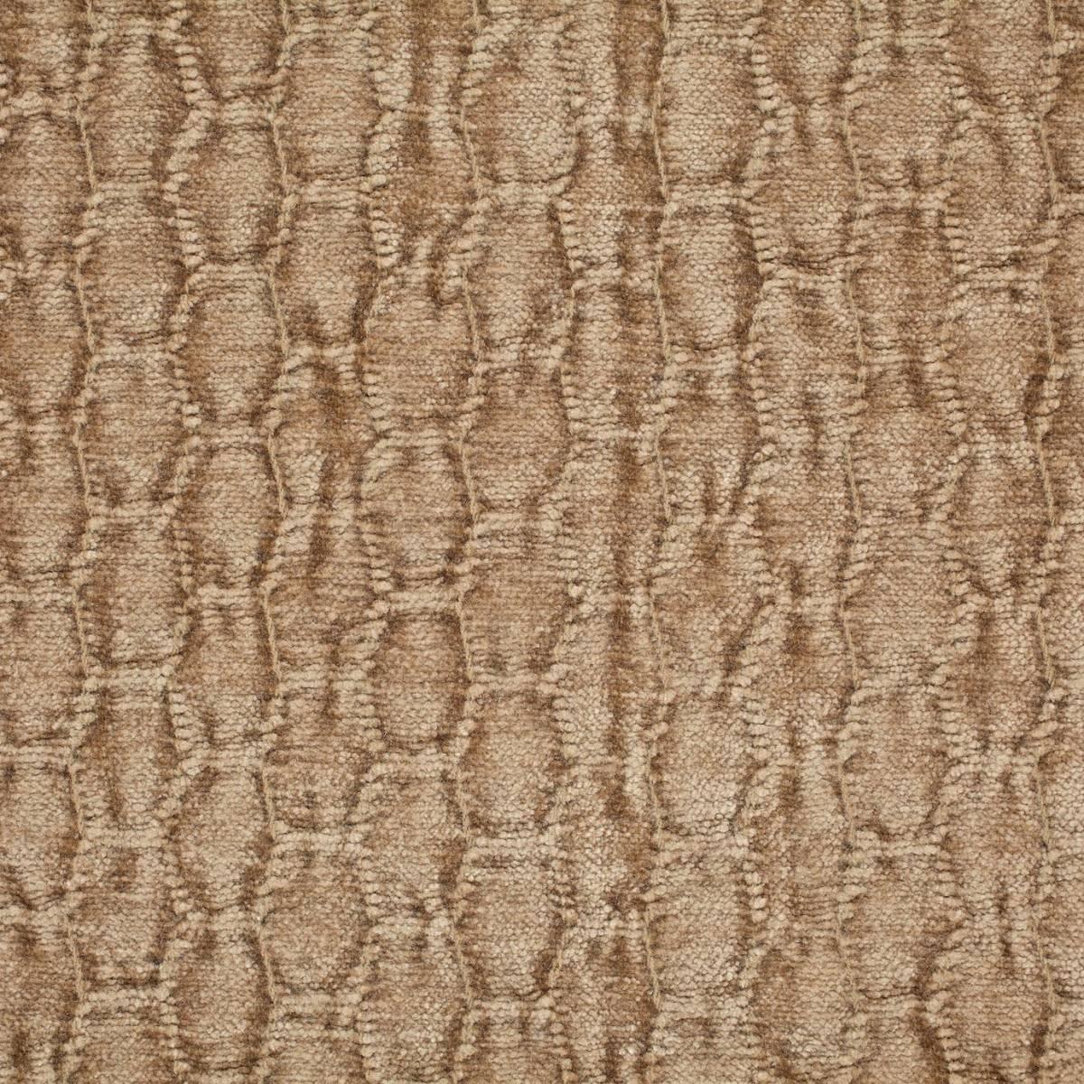 Ashby Fabric Cinammon 331891 Zoffany Haddon Weaves
