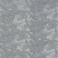 Cirrus Embroidery Fabric - Blue/Grey