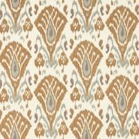 Hazelwood Fabric - Gold/Silver