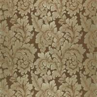 Acantha Fabric - Antique Bronze
