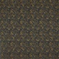 Hennings Fabric - Tigers Eye/Ink