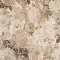 Rose Absolute Linen Fabric - White Opal/Mousseux