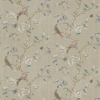 Woodville Fabric - White Clay