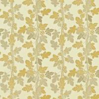 Fig Tree Fabric - Gold/Linen