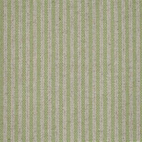 Sanderson Home Chika Weaves Fabrics Emiko Fabric - Apple - 233563