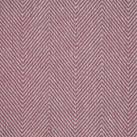 Sanderson Home Chika Weaves Fabrics Chika Fabric - Rose - 233565