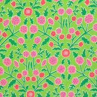 Candytuft Fabric - Brights/Multi