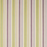 Dobby Stripe Fabric - Fig/Olive