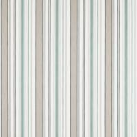 Dobby Stripe Fabric - Winter Rocket
