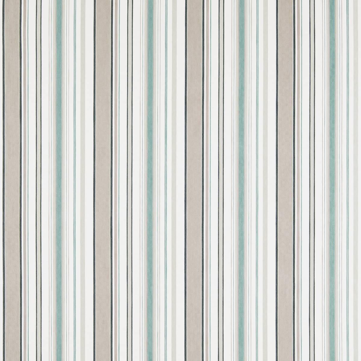 Dobby stripe fabric winter rocket 235899 sanderson for Rocket fabric