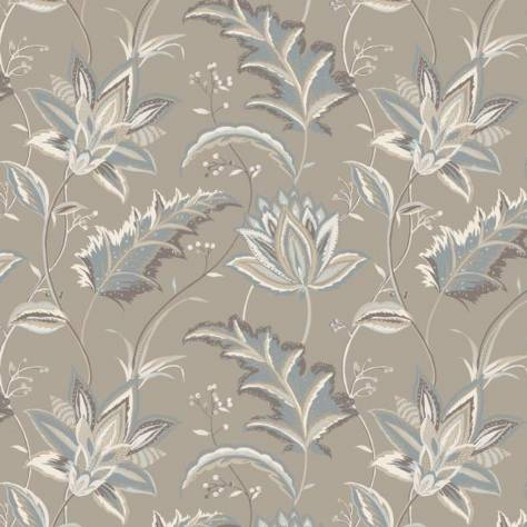 Blendworth Fabrics Courtyard Prints Fabrics Selwood Fabric - 2 - SELWOOD002 - Image 1