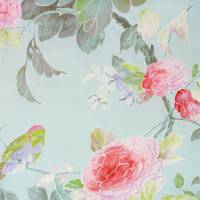Silk Rose Fabric - 103
