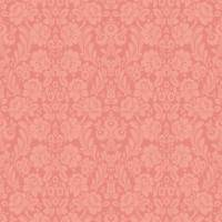 Villefranche Fabric - Rose