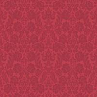 Villefranche Fabric - Ruby